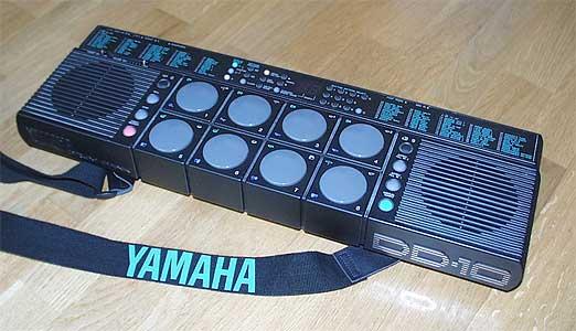Yamaha Dd  Midi